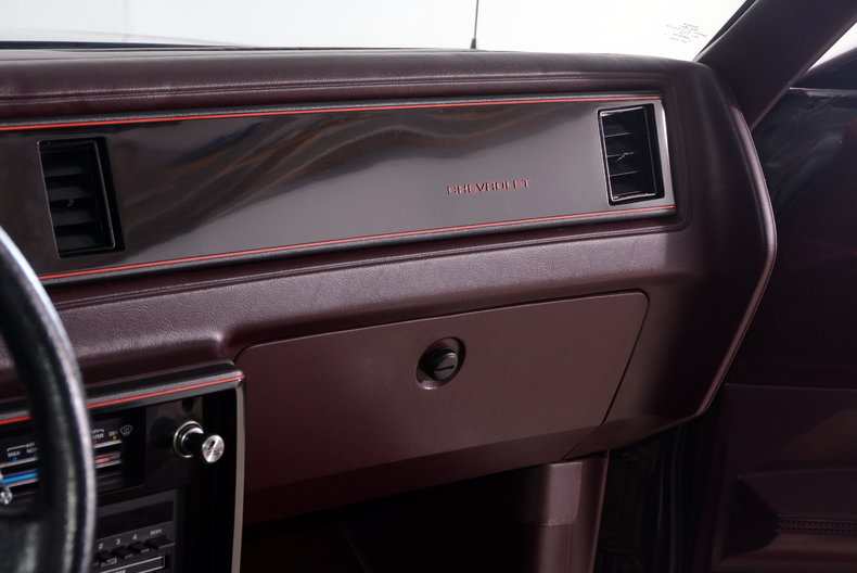 1986 Chevrolet Monte Carlo Image 46