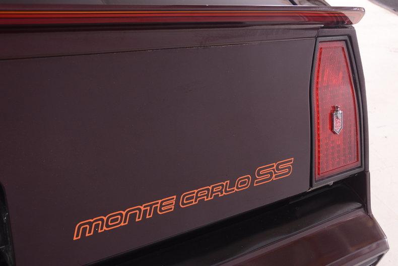 1986 Chevrolet Monte Carlo Image 48