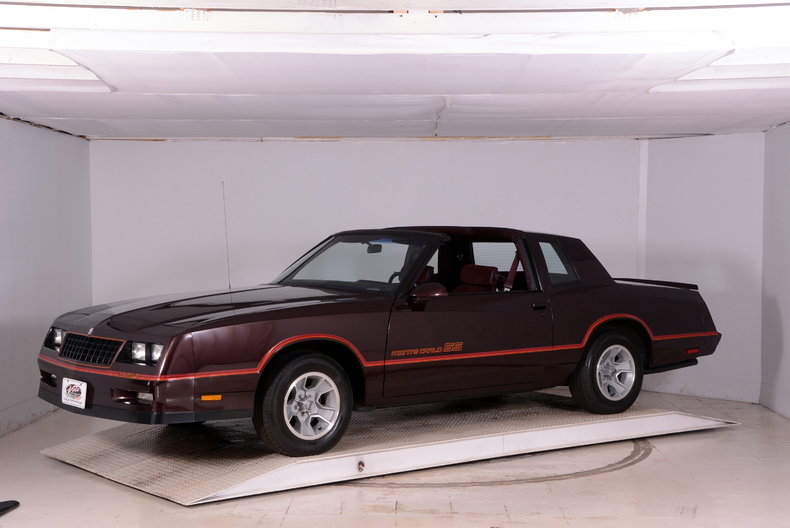 1986 Chevrolet Monte Carlo Image 50