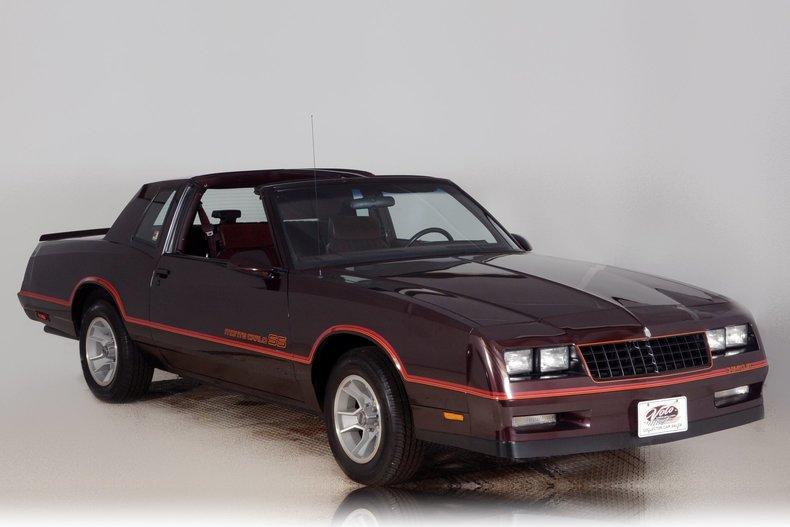 1986 Chevrolet Monte Carlo Image 57
