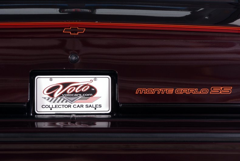 1986 Chevrolet Monte Carlo Image 58