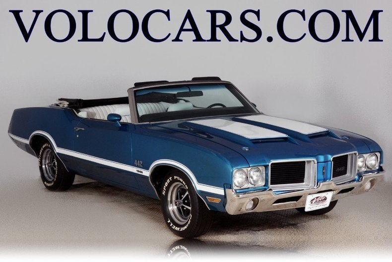 1971 Oldsmobile 442 Image 1