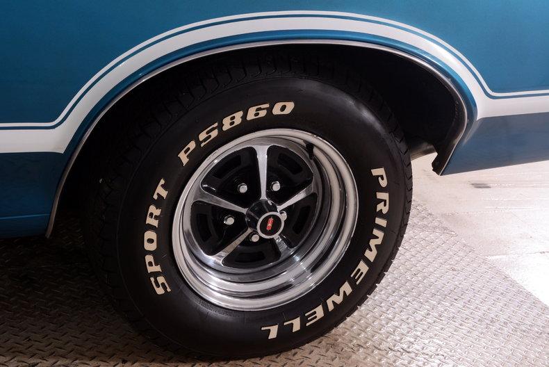 1971 Oldsmobile 442 Image 11