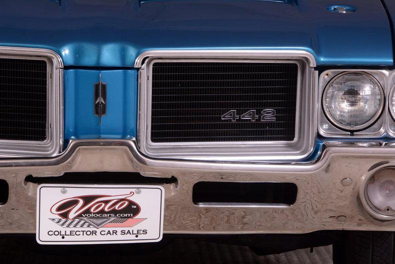 1971 Oldsmobile 442 Image 12