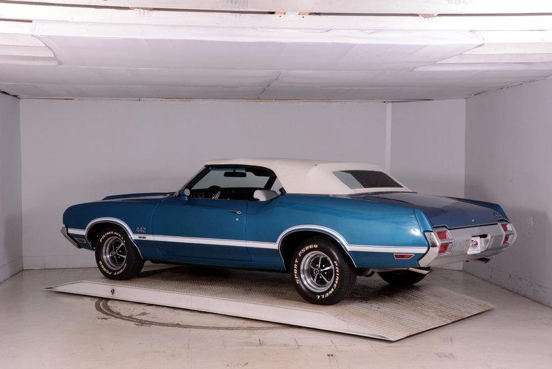 1971 Oldsmobile 442 Image 14