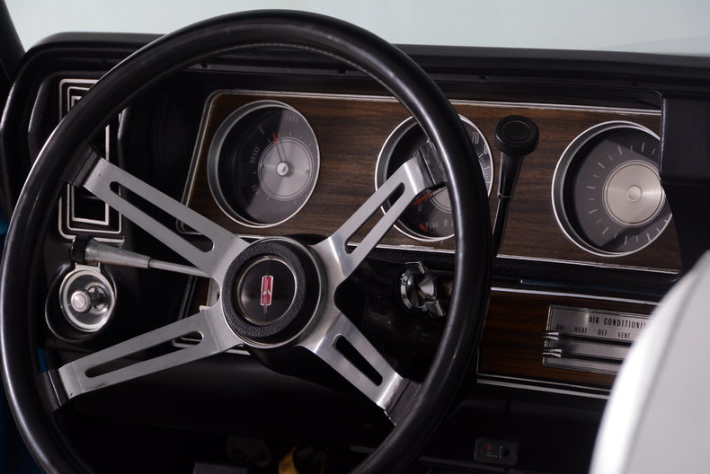 1971 Oldsmobile 442 Image 24