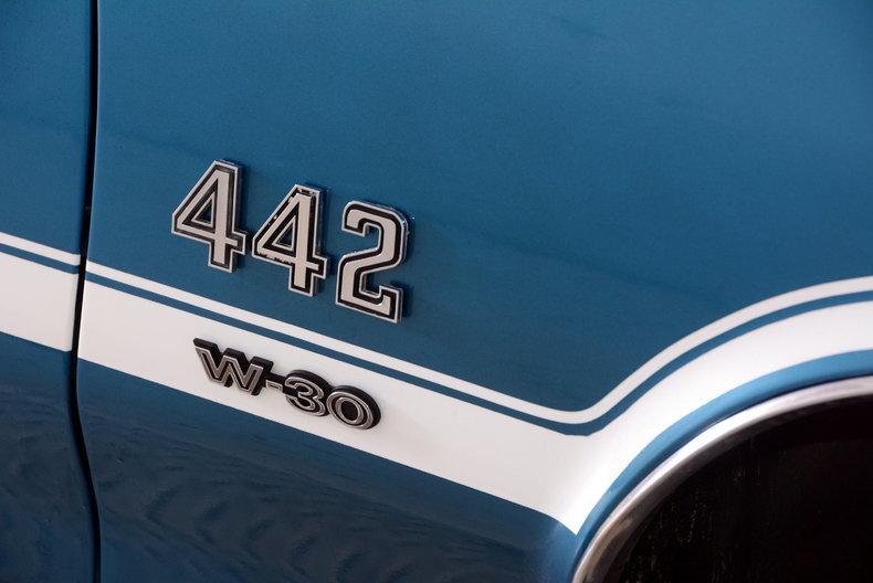 1971 Oldsmobile 442 Image 30