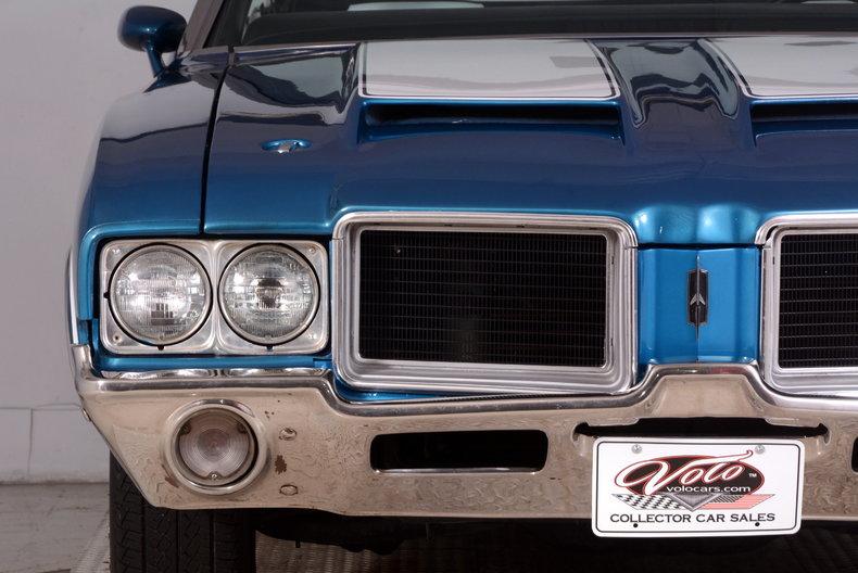1971 Oldsmobile 442 Image 41