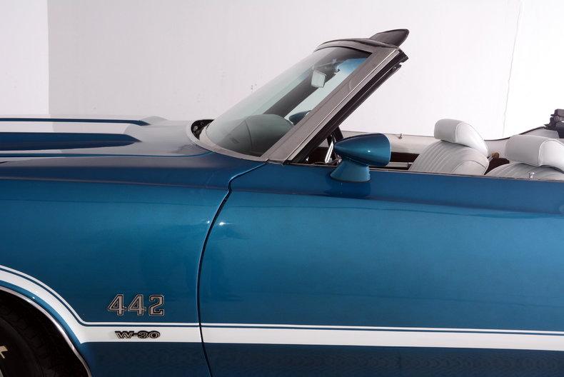 1971 Oldsmobile 442 Image 42