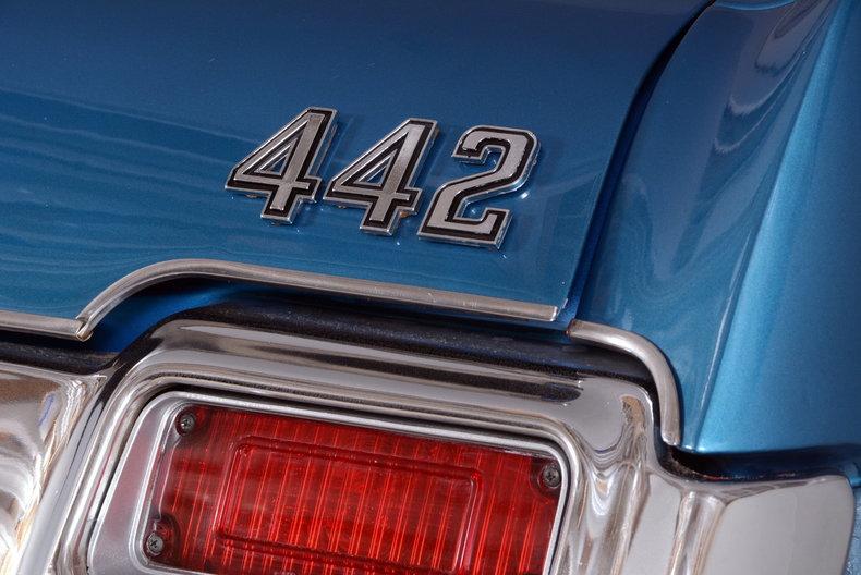 1971 Oldsmobile 442 Image 48