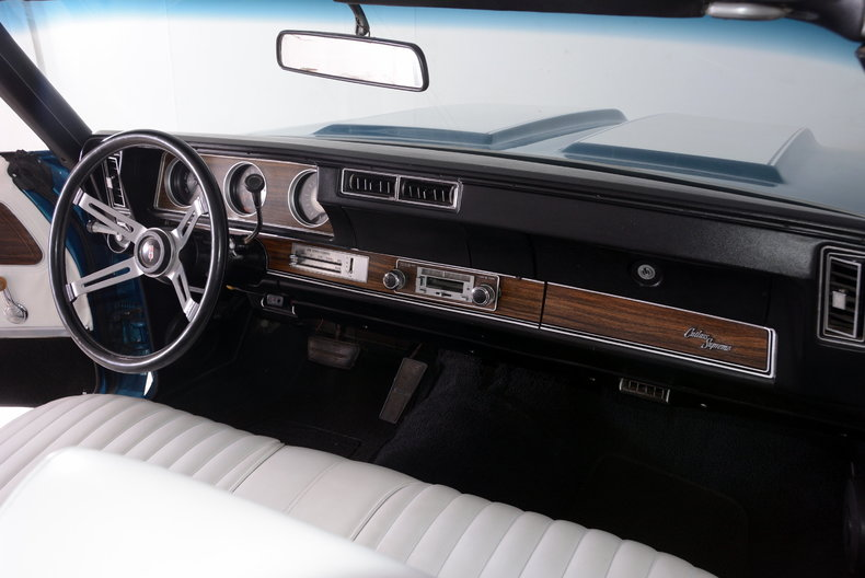 1971 Oldsmobile 442 Image 53