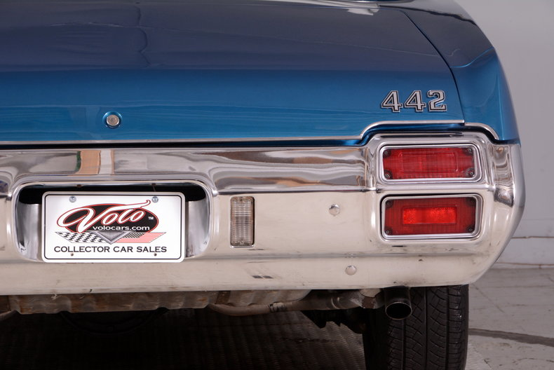 1971 Oldsmobile 442 Image 55