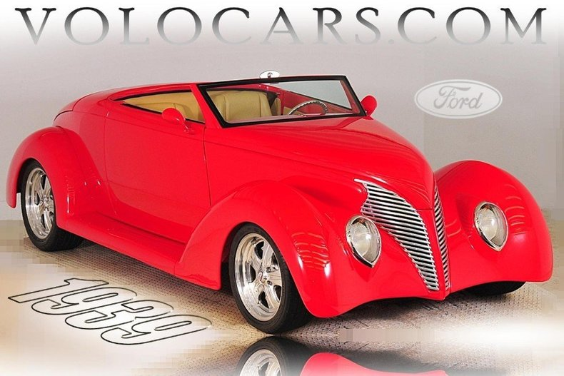 1939 Ford  Image 1