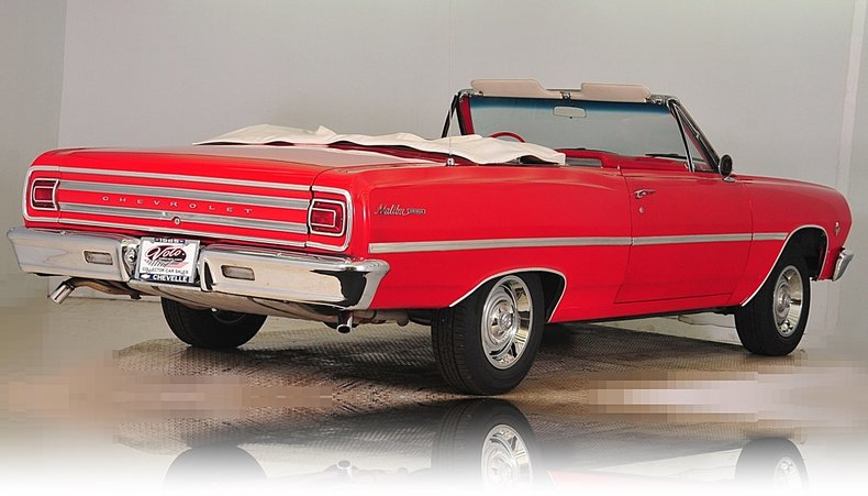 1965 Chevrolet Chevelle Image 9