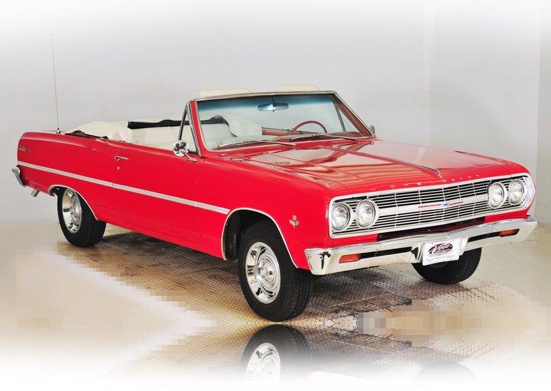 1965 Chevrolet Chevelle Image 18