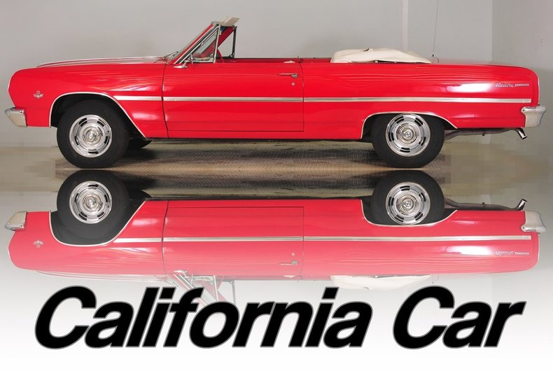 1965 Chevrolet Chevelle Image 21