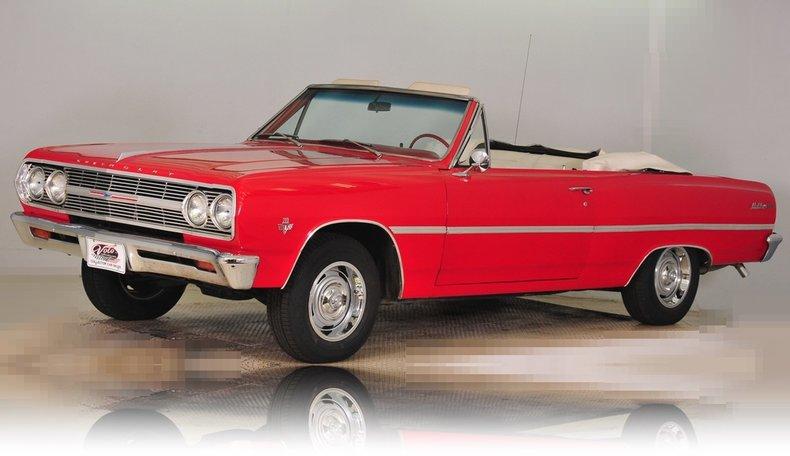 1965 Chevrolet Chevelle Image 25