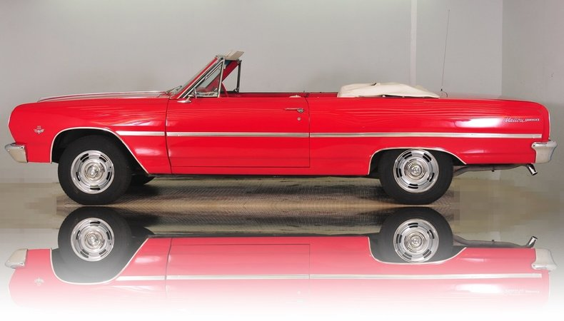 1965 Chevrolet Chevelle Image 28