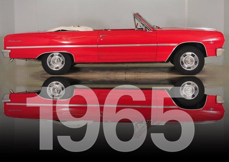 1965 Chevrolet Chevelle Image 29