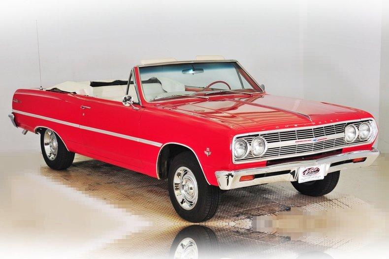 1965 Chevrolet Chevelle Image 31