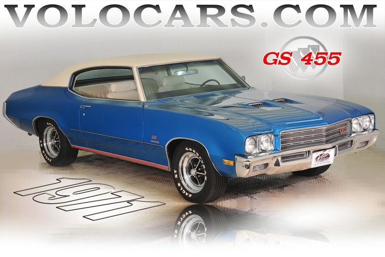 1971 Buick  Image 1