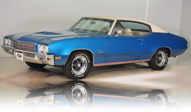 1971 Buick  Image 9