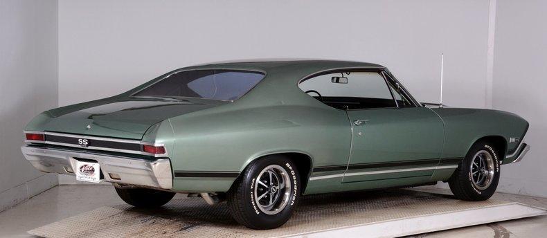 1968 Chevrolet Chevelle Image 3
