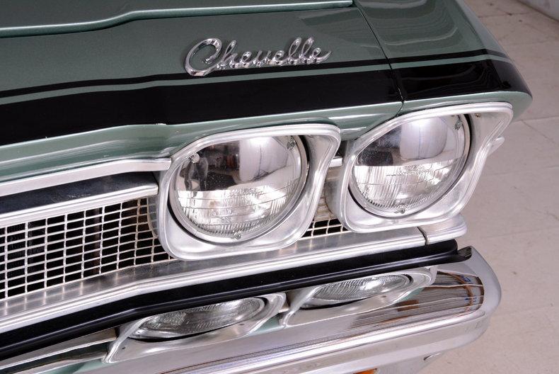 1968 Chevrolet Chevelle Image 6