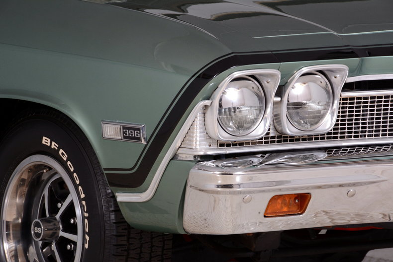 1968 Chevrolet Chevelle Image 9