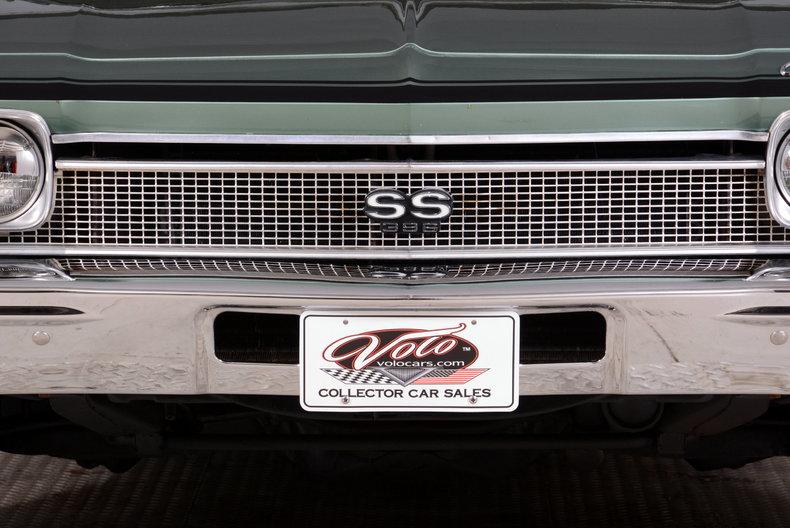 1968 Chevrolet Chevelle Image 14