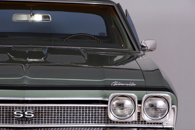 1968 Chevrolet Chevelle Image 25