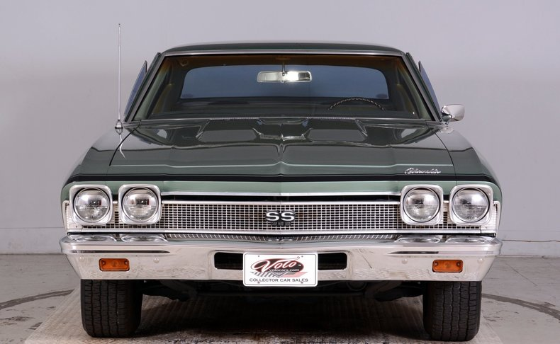 1968 Chevrolet Chevelle Image 42