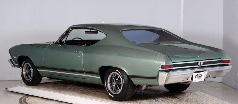 1968 Chevrolet Chevelle Image 52