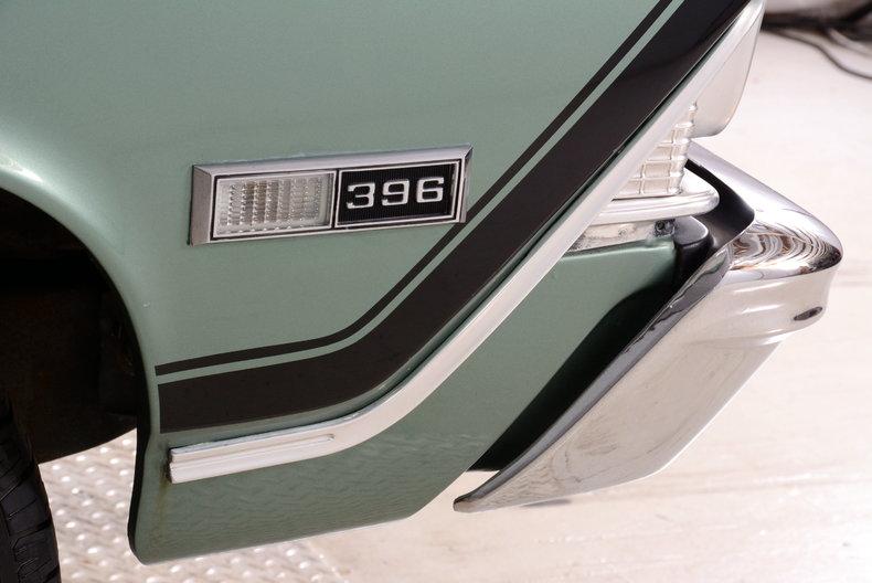 1968 Chevrolet Chevelle Image 57
