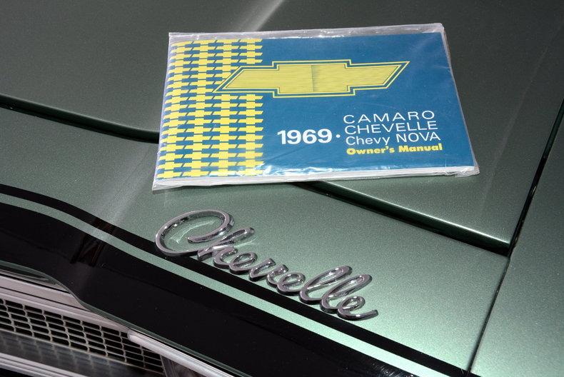 1968 Chevrolet Chevelle Image 65