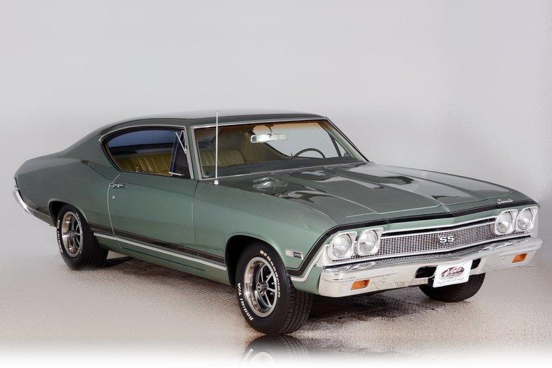 1968 Chevrolet Chevelle Image 68