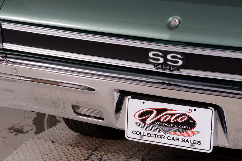 1968 Chevrolet Chevelle Image 69
