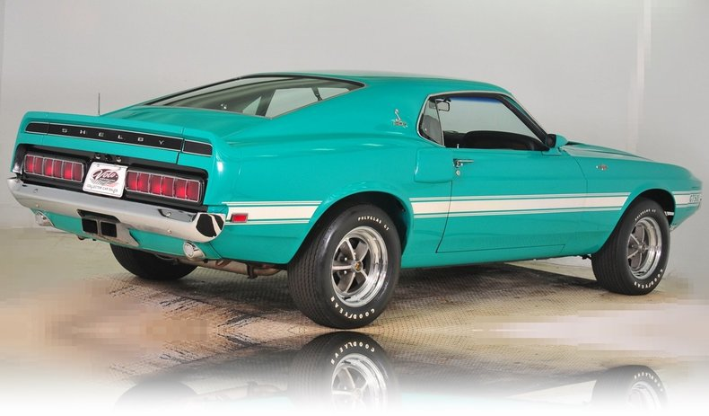 1969 Shelby GT500 Image 15