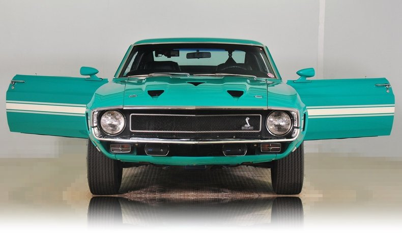 1969 Shelby GT500 Image 17