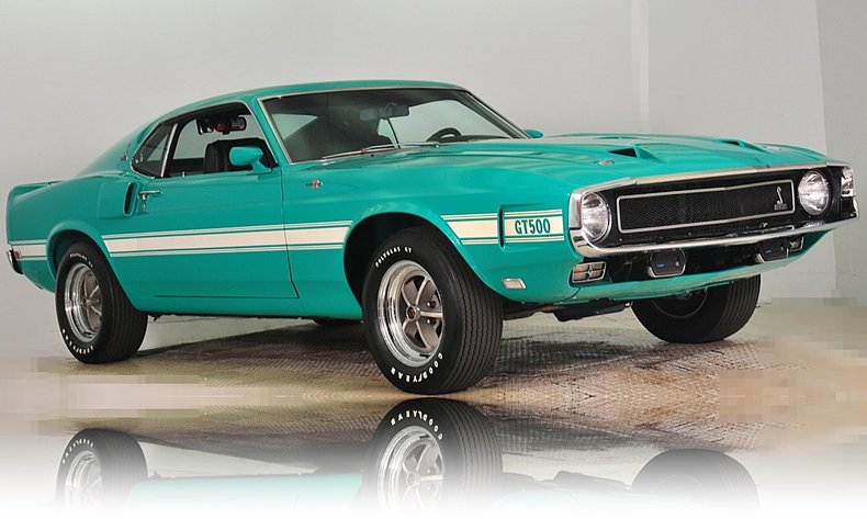 1969 Shelby GT500 Image 25