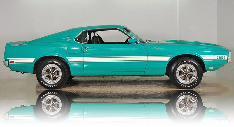1969 Shelby GT500 Image 42