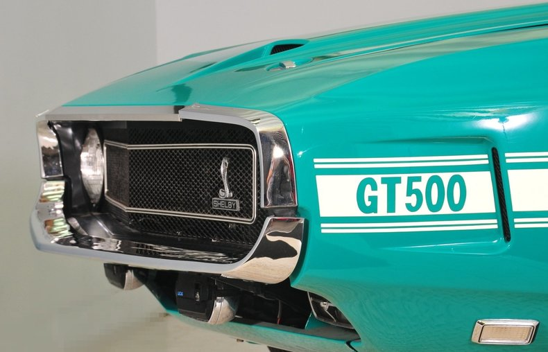 1969 Shelby GT500 Image 58