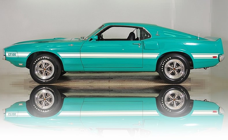 1969 Shelby GT500 Image 69