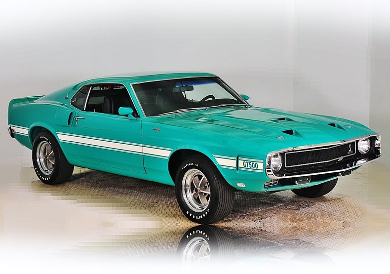 1969 Shelby GT500 Image 71