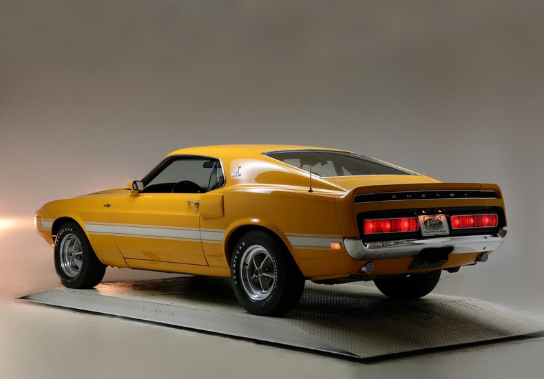 1969 Shelby GT500 Image 3
