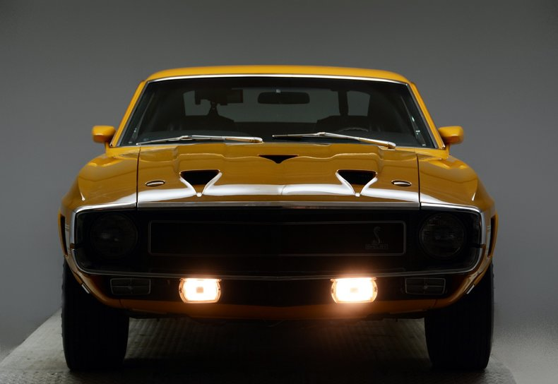 1969 Shelby GT500 Image 14