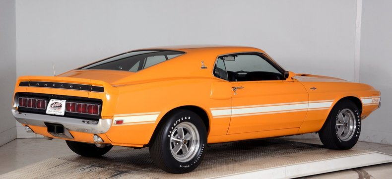 1969 Shelby GT500 Image 24