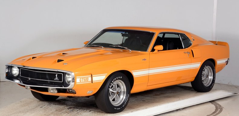 1969 Shelby GT500 Image 30