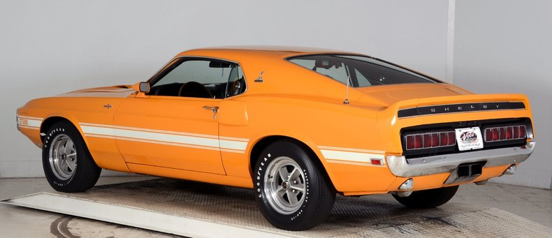 1969 Shelby GT500 Image 50
