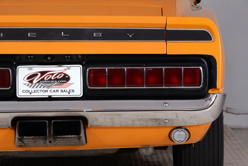 1969 Shelby GT500 Image 55